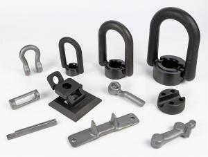 Ring, Hook, Body Bushing made by Hot Forging