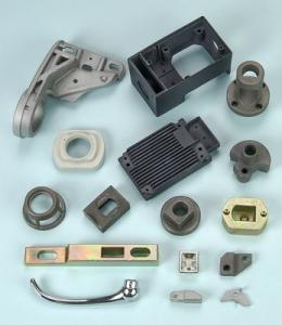 Wax castings for door handle & lever