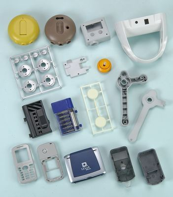 Taiwan Plastic Injection Moldings for toolkit box & case